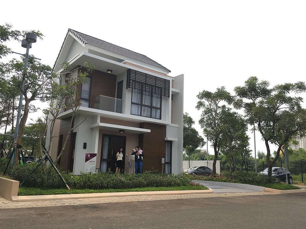 Summarecon Bekasi Tawarkan Burgundy Residence Tahap Tiga