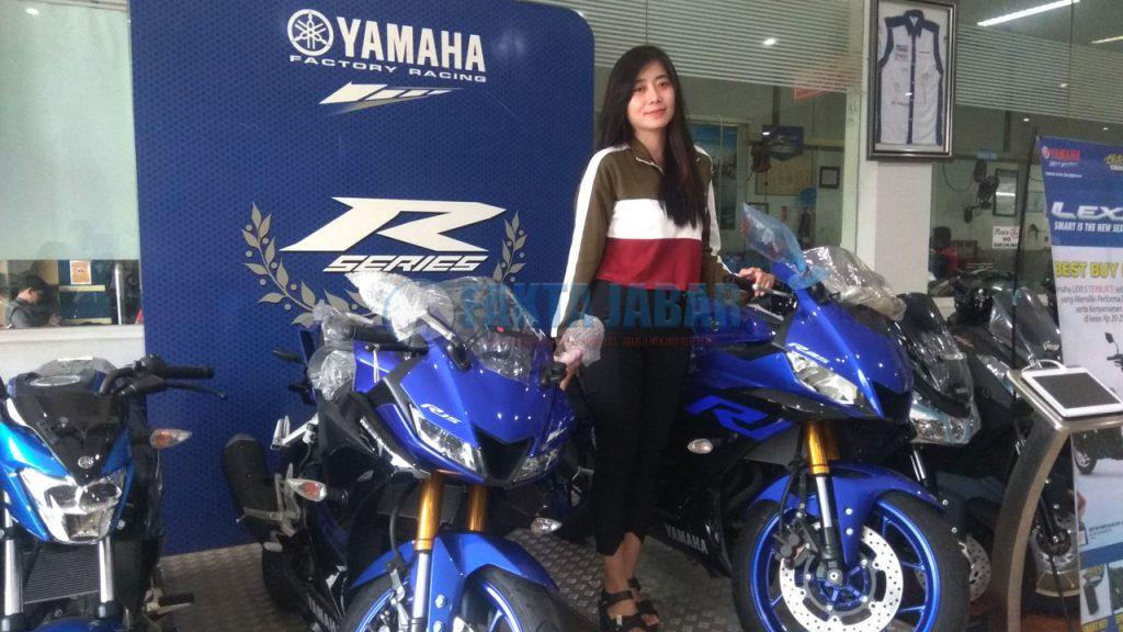 Beli Motor Yamaha Di Dealer Ramarayo Bisa Dinego Fakta Jabar